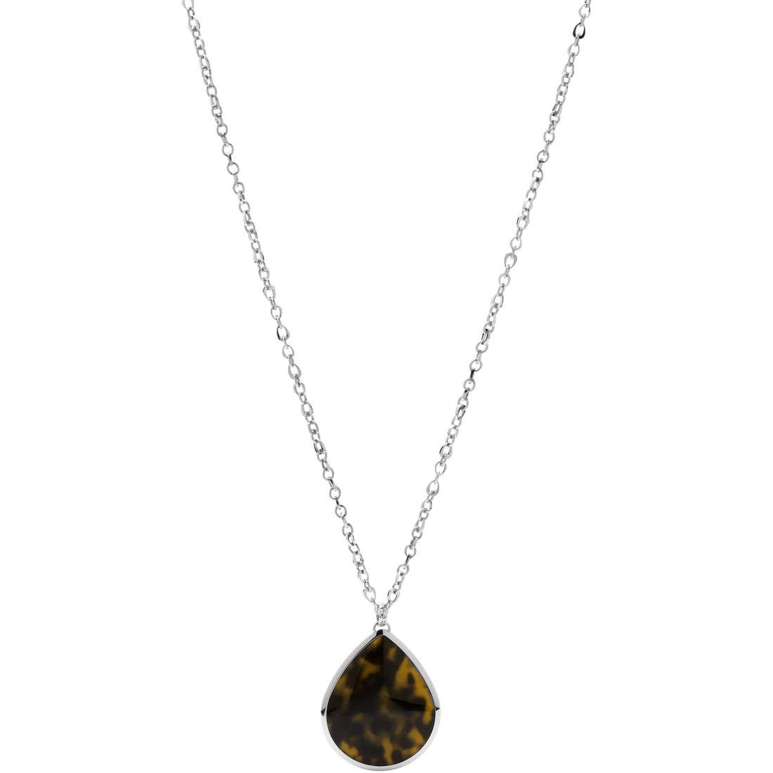 collana donna gioielli Fossil JF00584040