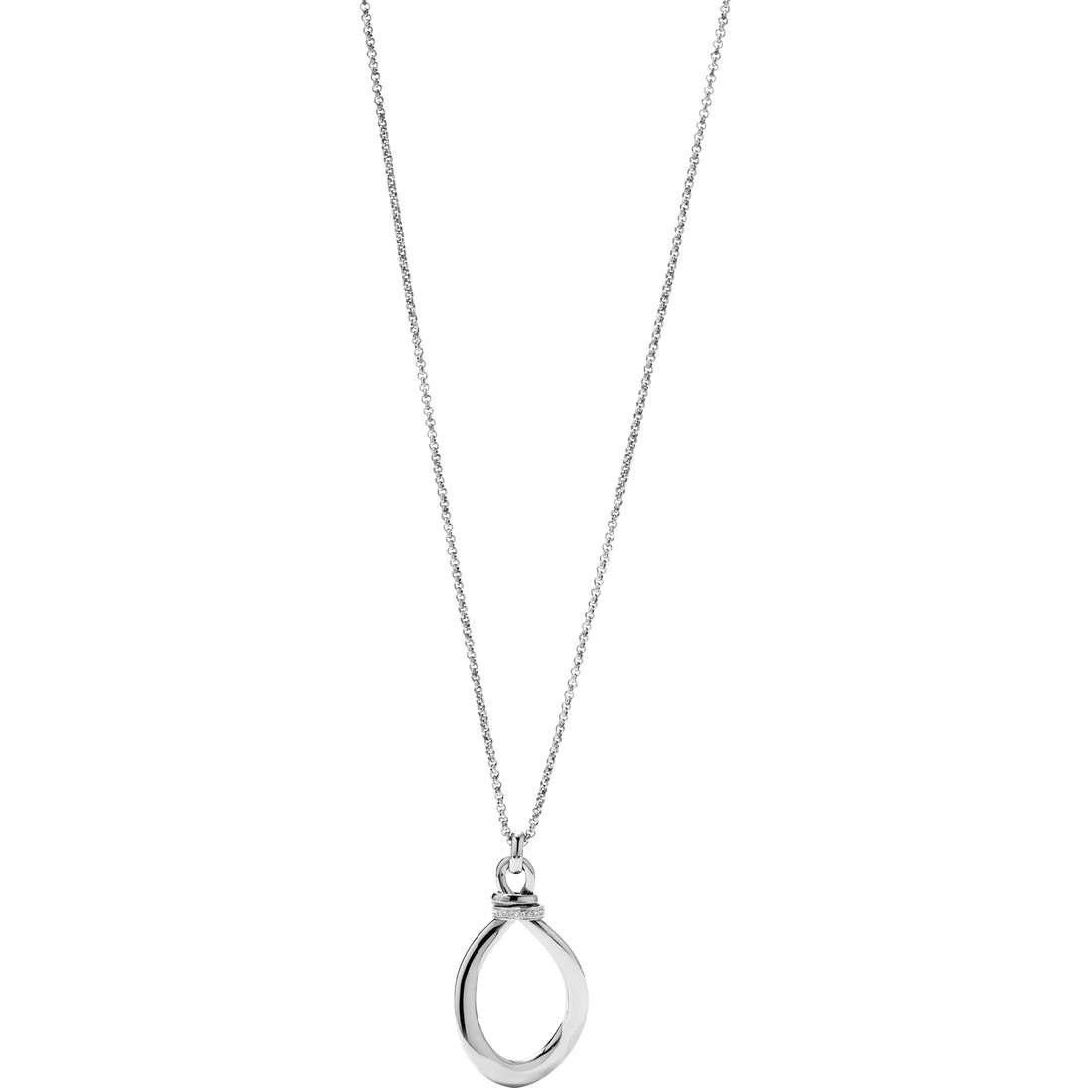 collana donna gioielli Fossil JF00613040
