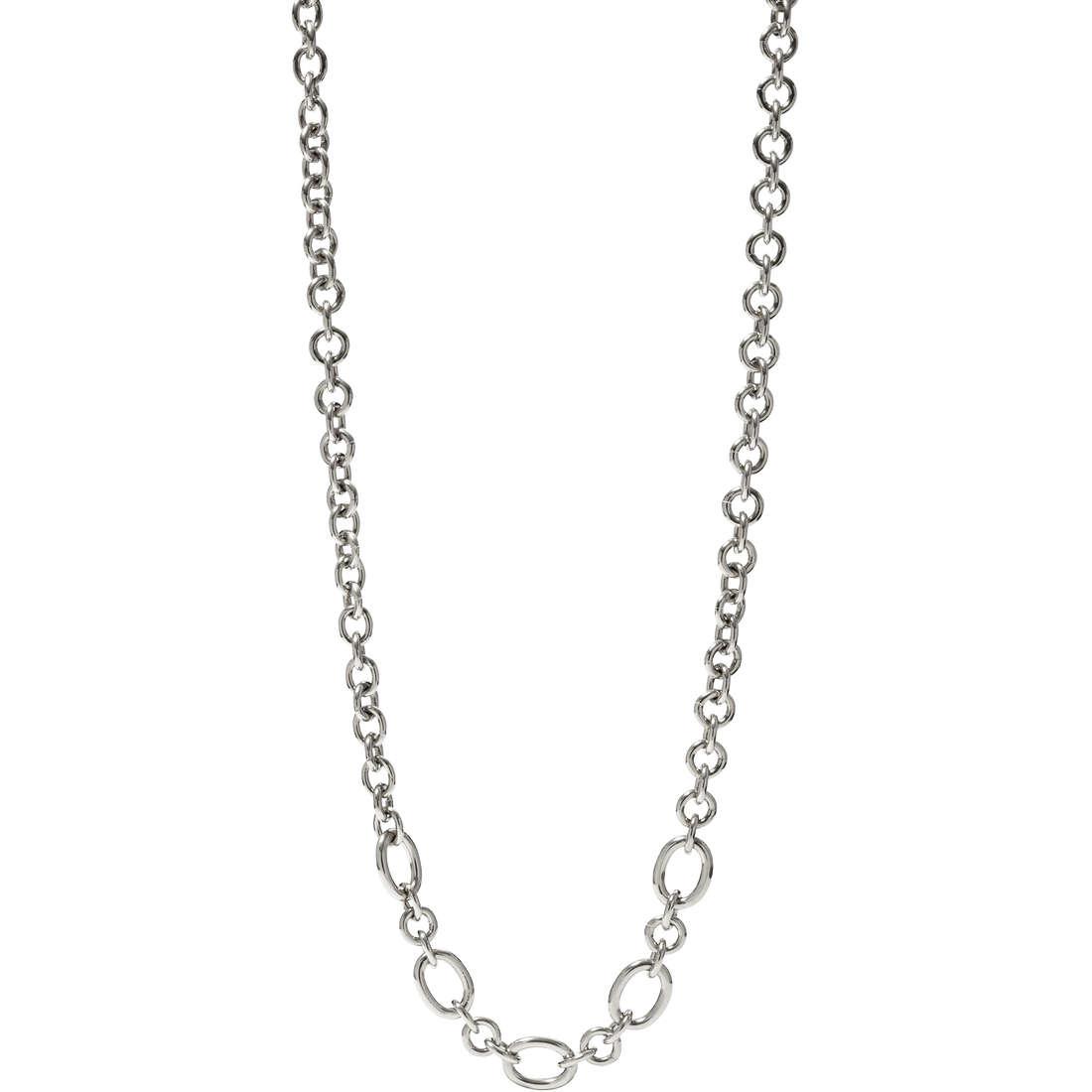collana donna gioielli Fossil JF00747040