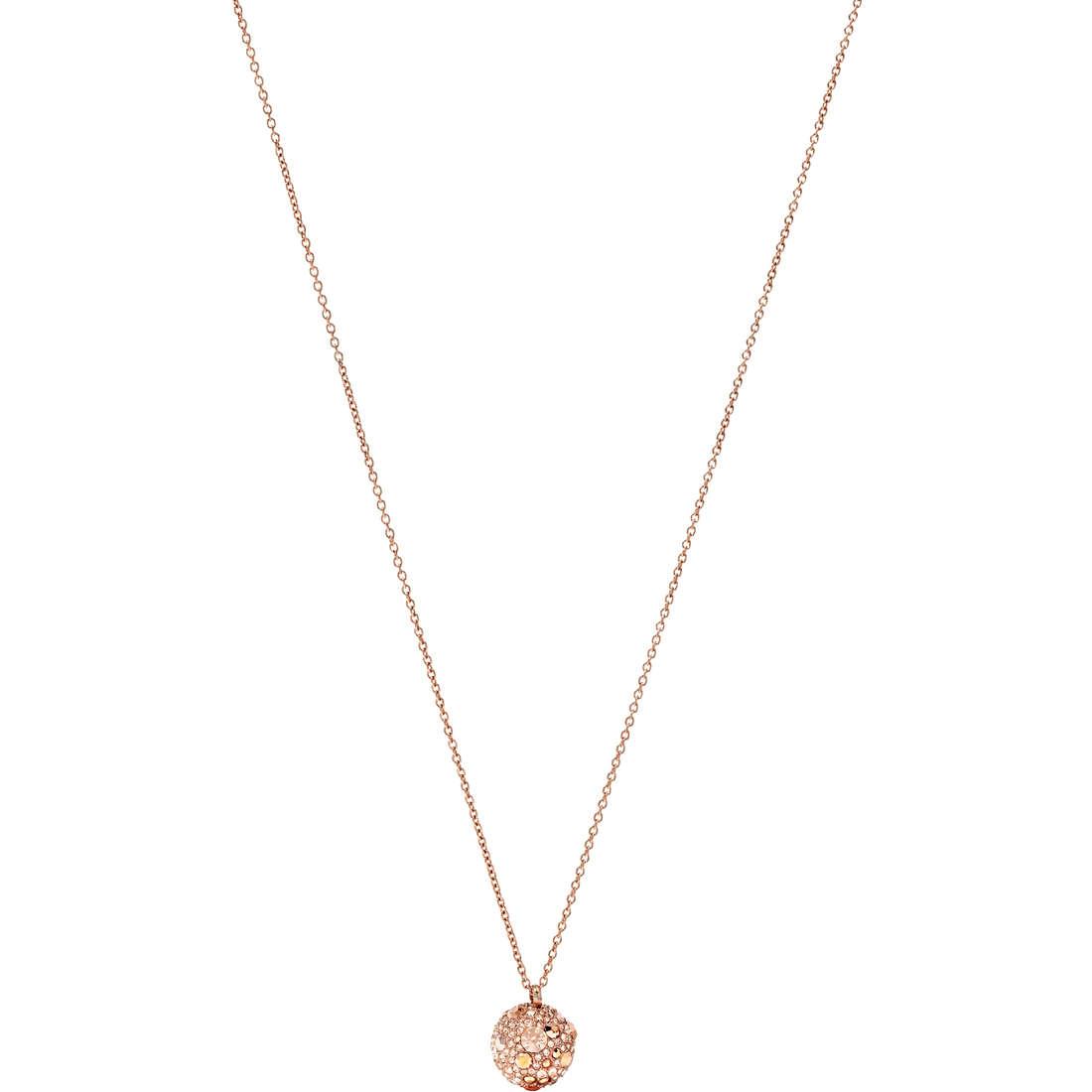 collana donna gioielli Fossil JF01021791