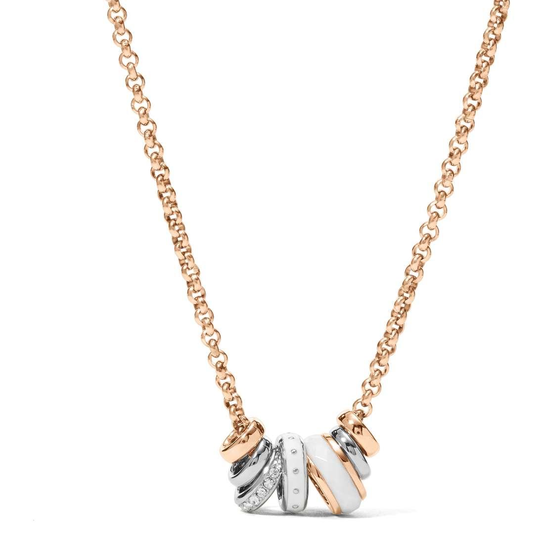 collana donna gioielli Fossil JF01122998