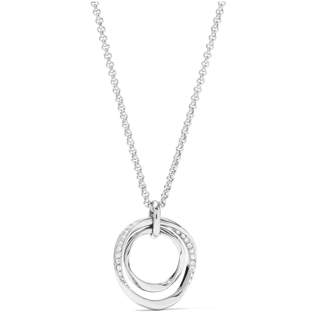 collana donna gioielli Fossil JF01218040