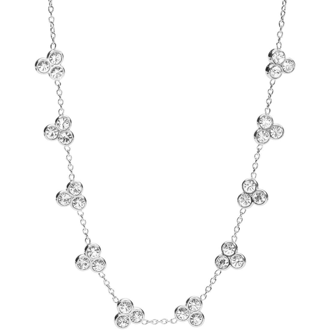 collana donna gioielli Fossil JF02487040