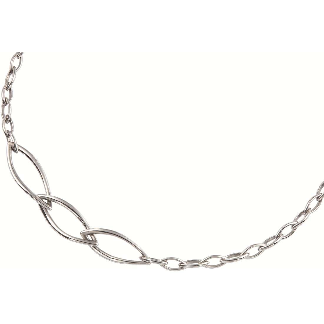 collana donna gioielli Fossil JF83527040