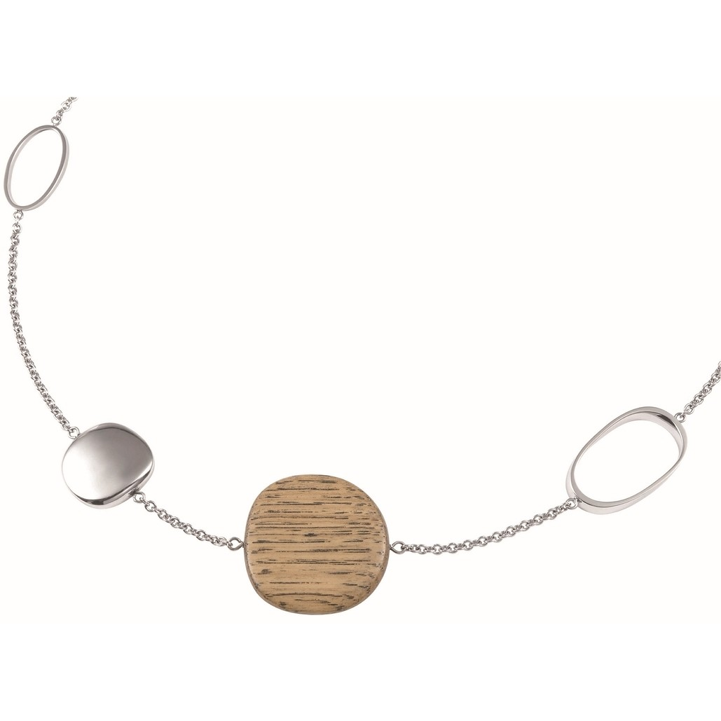 collana donna gioielli Fossil JF83985040
