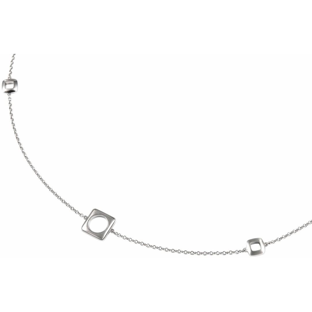 collana donna gioielli Fossil JF84075040
