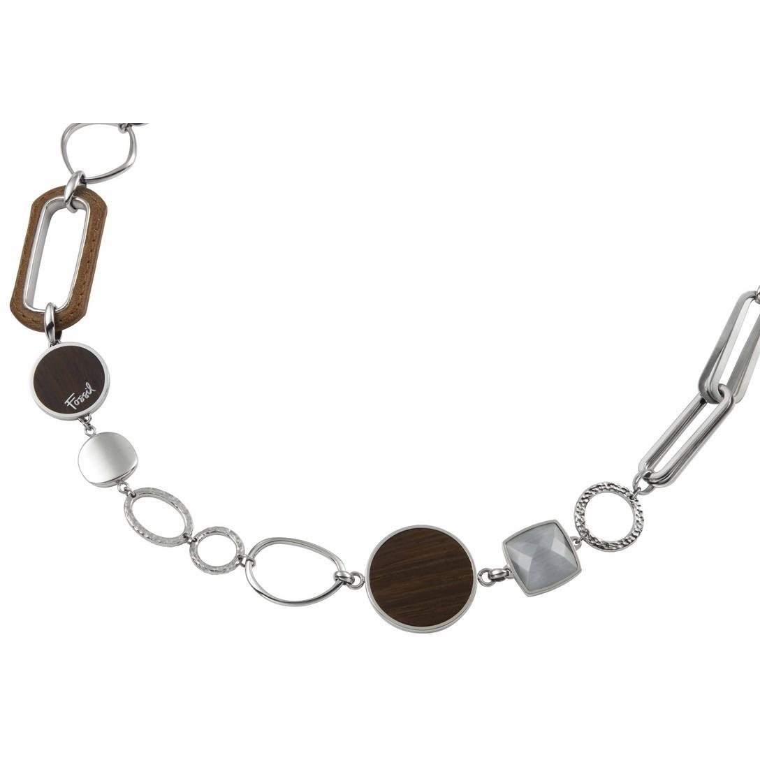 collana donna gioielli Fossil JF84394040