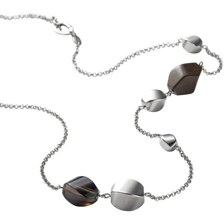 collana donna gioielli Fossil JF85248040