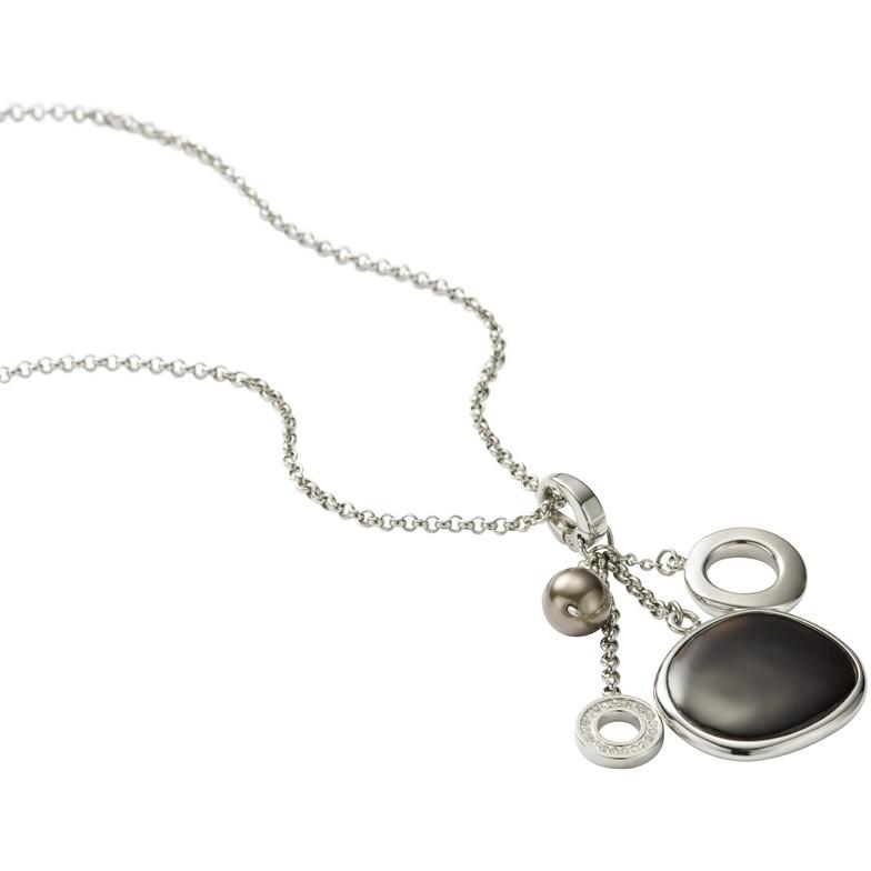 collana donna gioielli Fossil JF85558040
