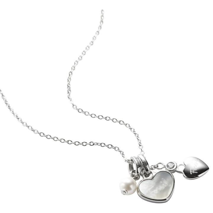 collana donna gioielli Fossil JF85677040