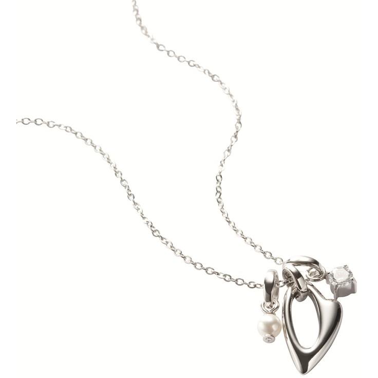 collana donna gioielli Fossil JF85988040