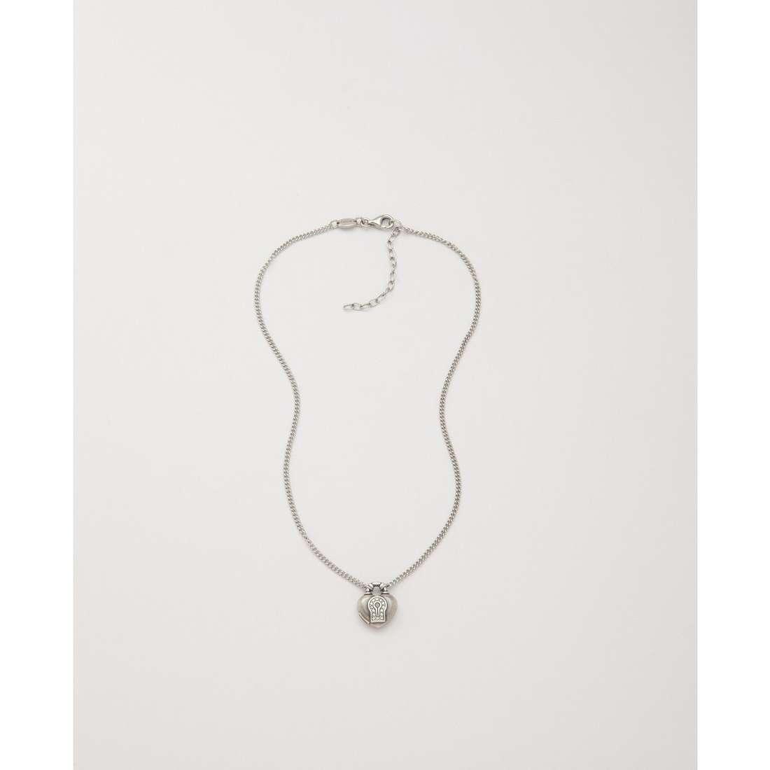 collana donna gioielli Fossil JF86380040