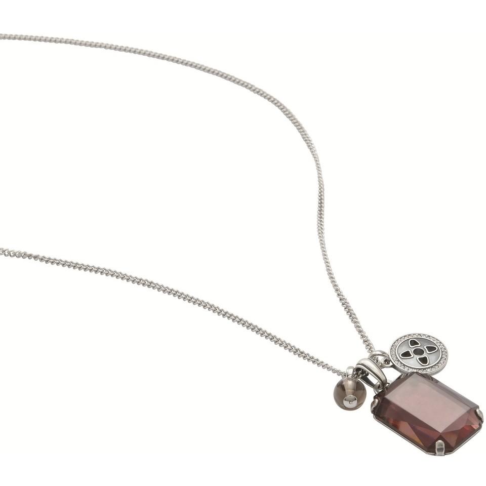 collana donna gioielli Fossil JF86448040
