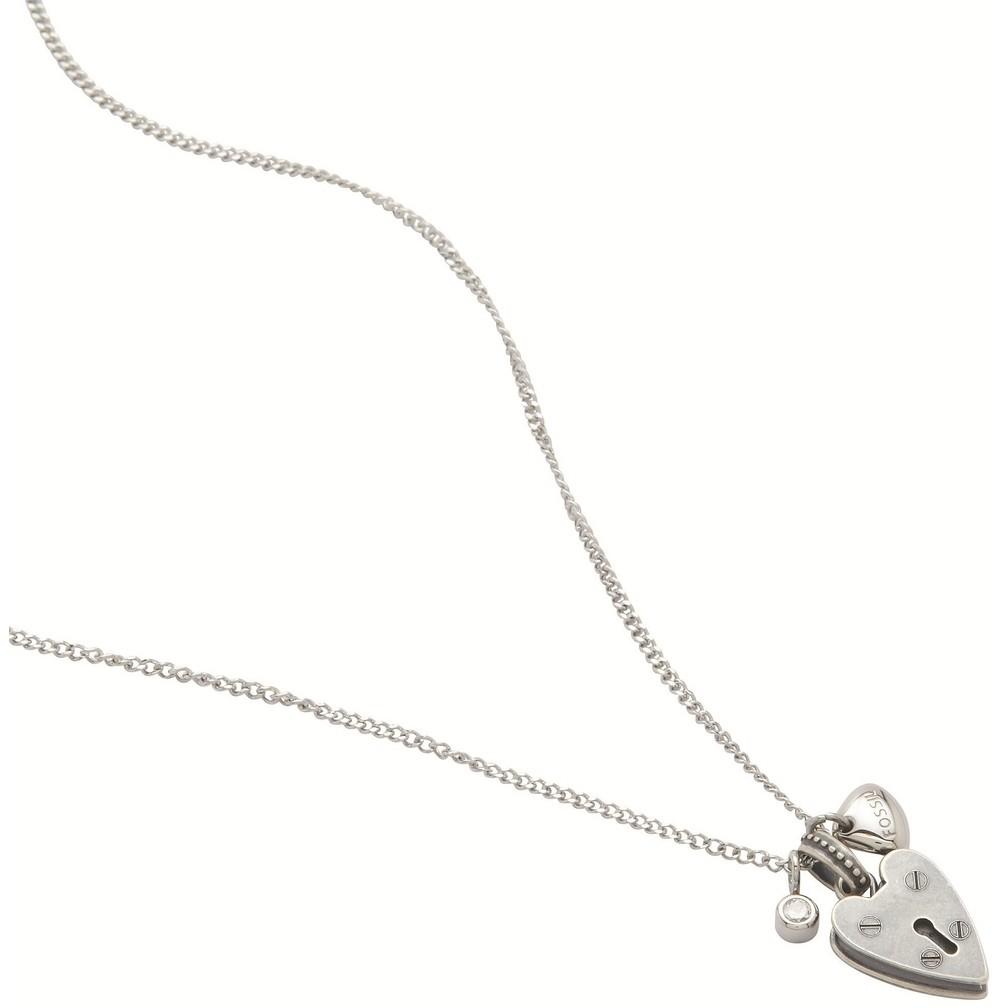 collana donna gioielli Fossil JF86597040