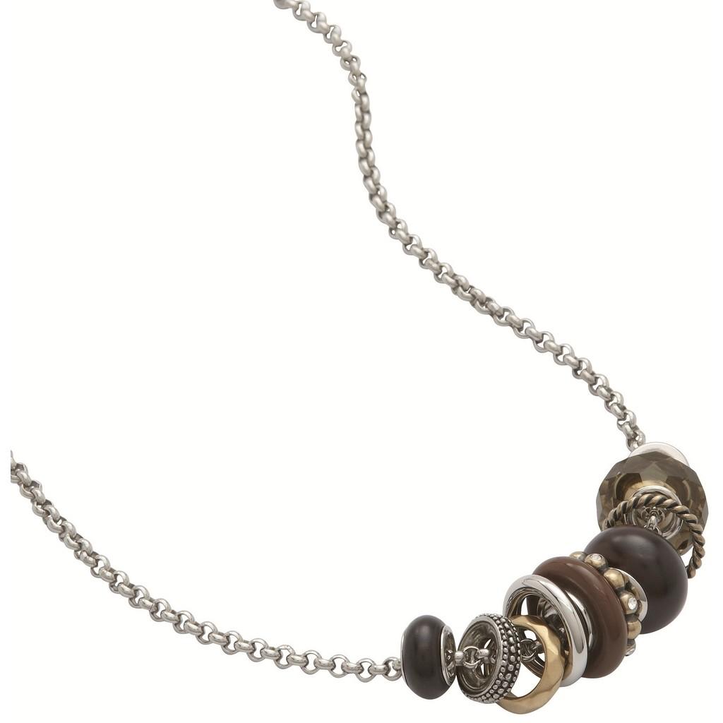 collana donna gioielli Fossil JF86827040