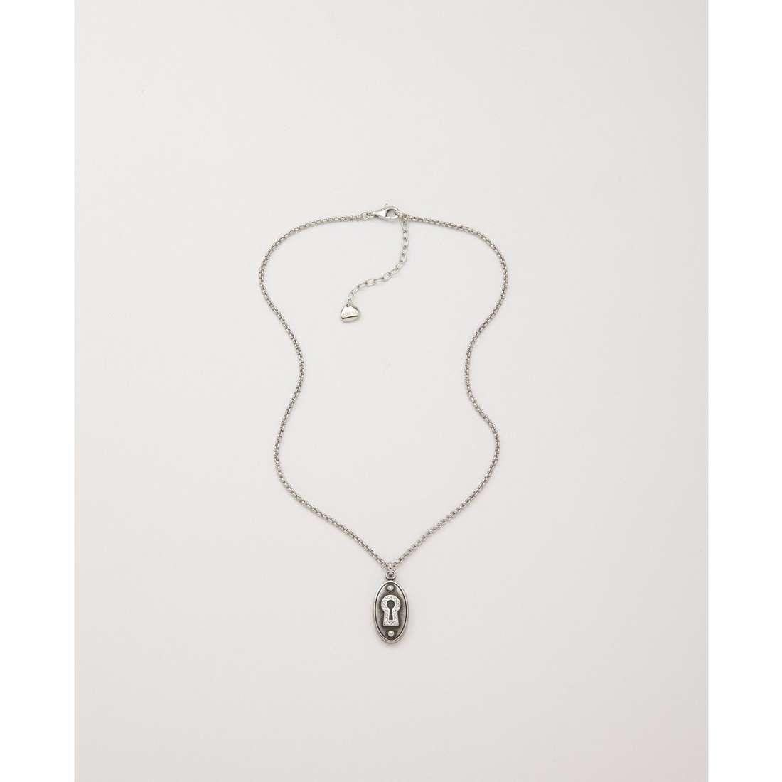collana donna gioielli Fossil JF86878040
