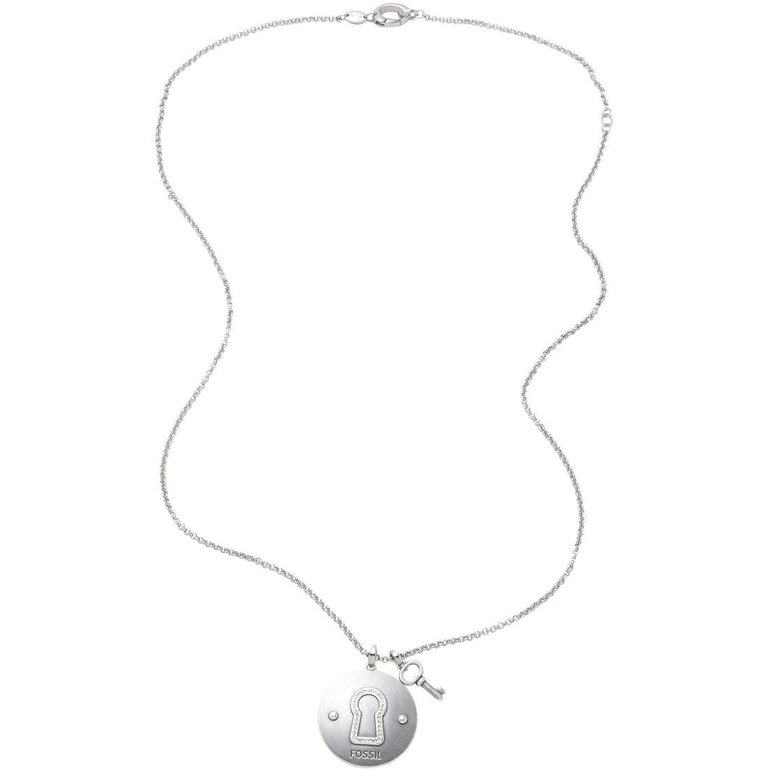 collana donna gioielli Fossil JF87301040