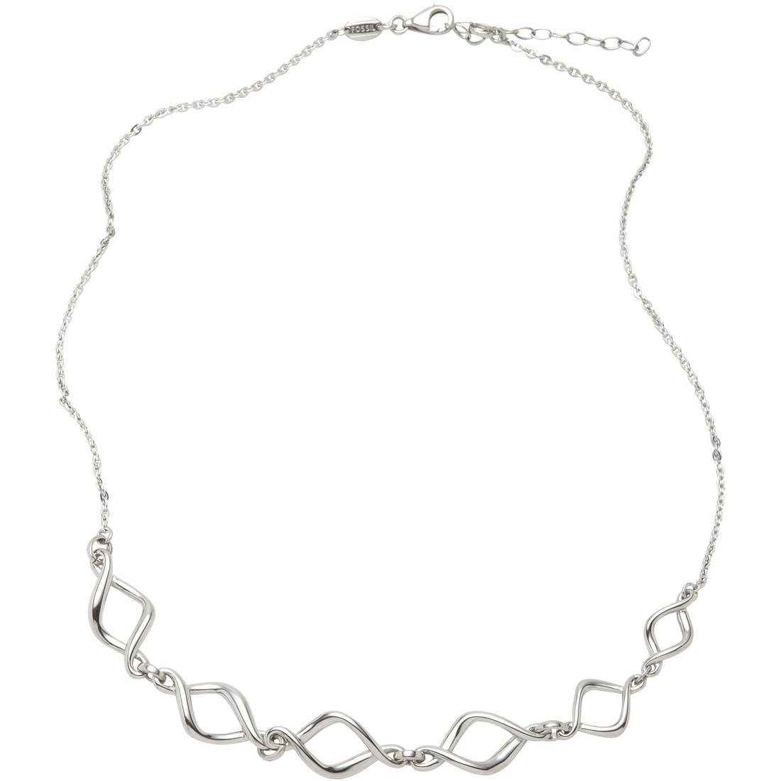 collana donna gioielli Fossil JF87341040