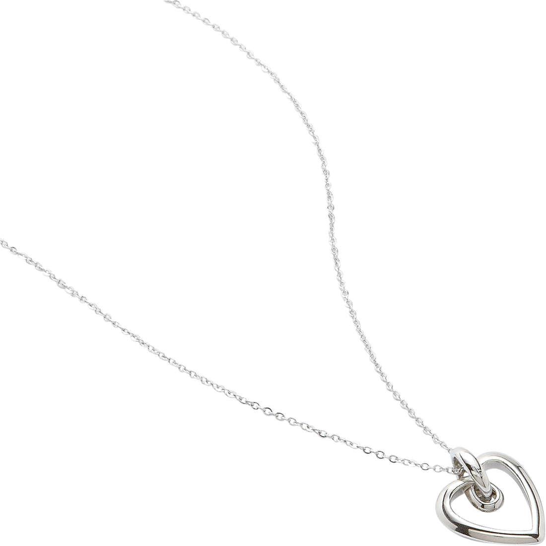 collana donna gioielli Fossil JF87669040