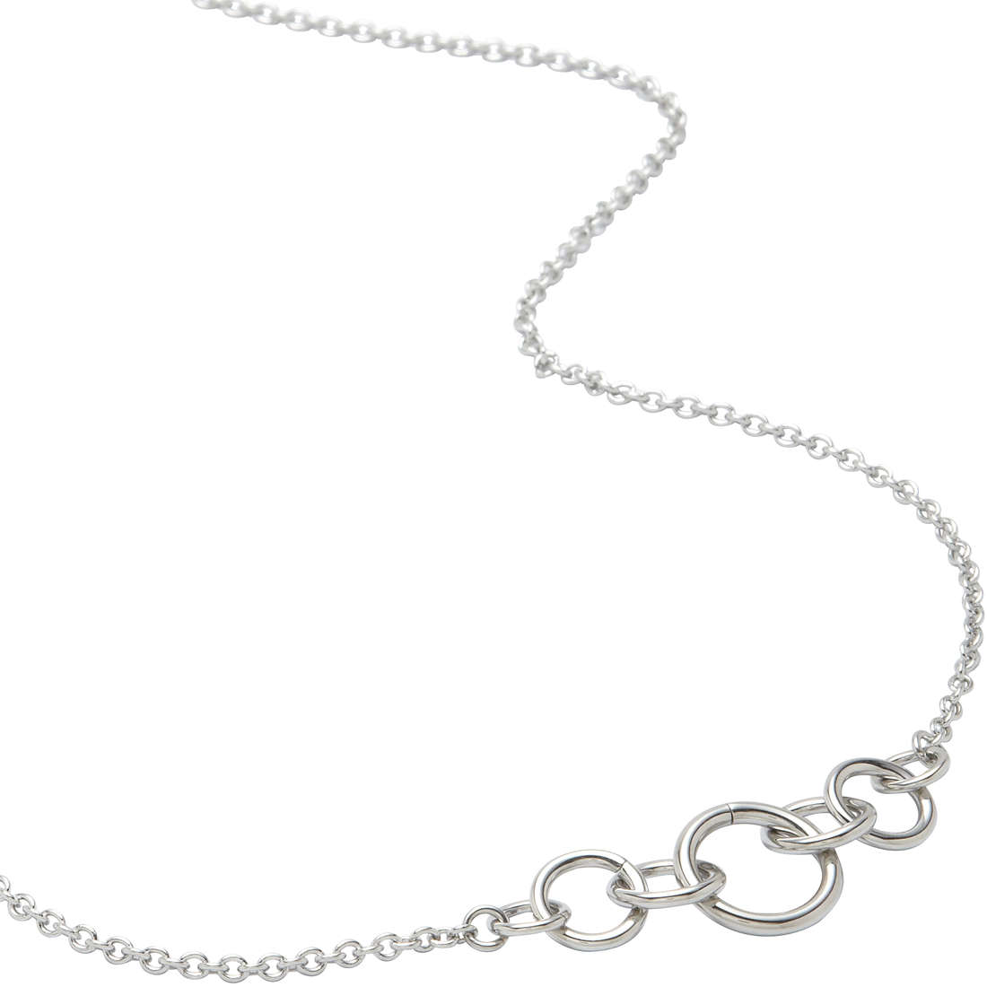 collana donna gioielli Fossil JF87863040