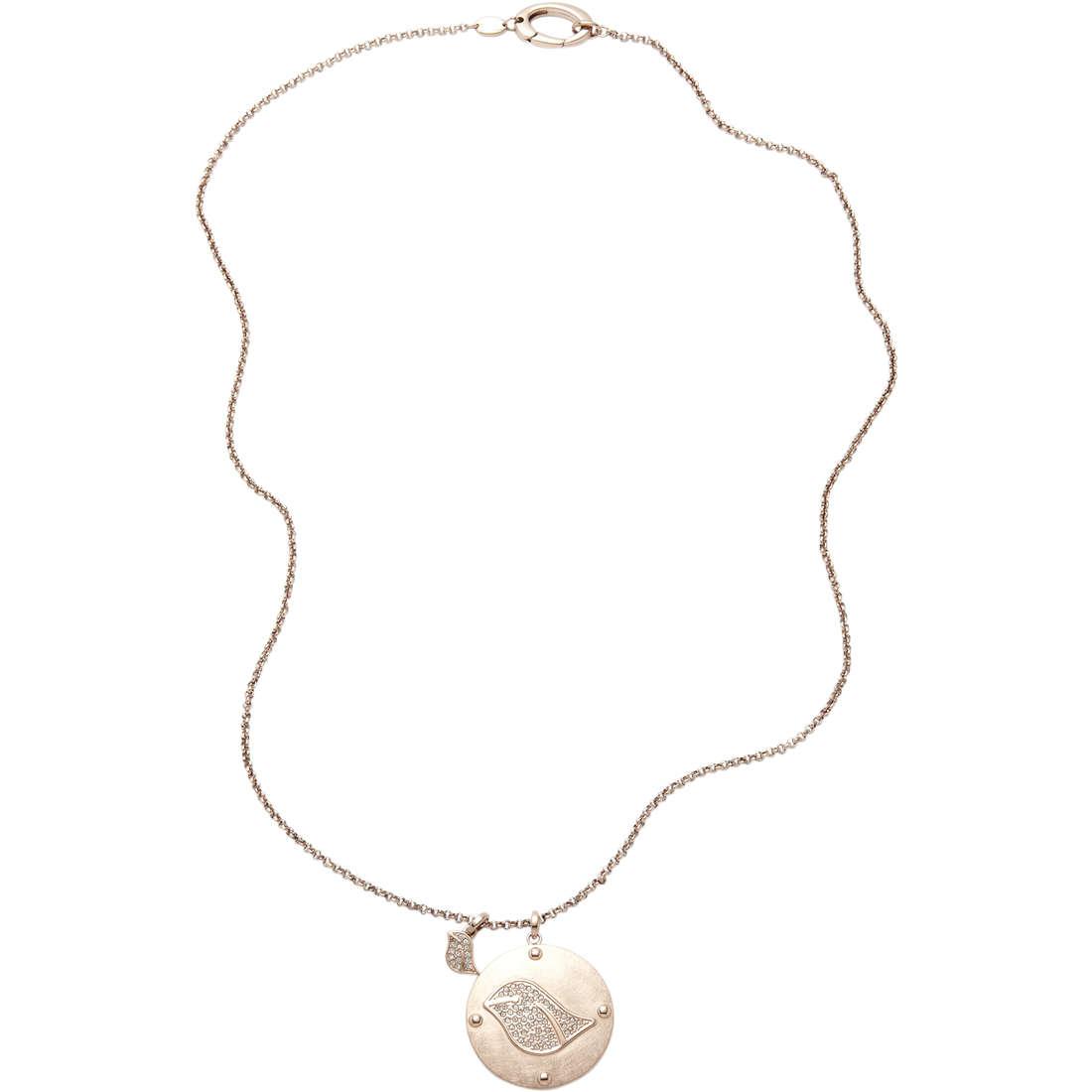 collana donna gioielli Fossil JF87998040