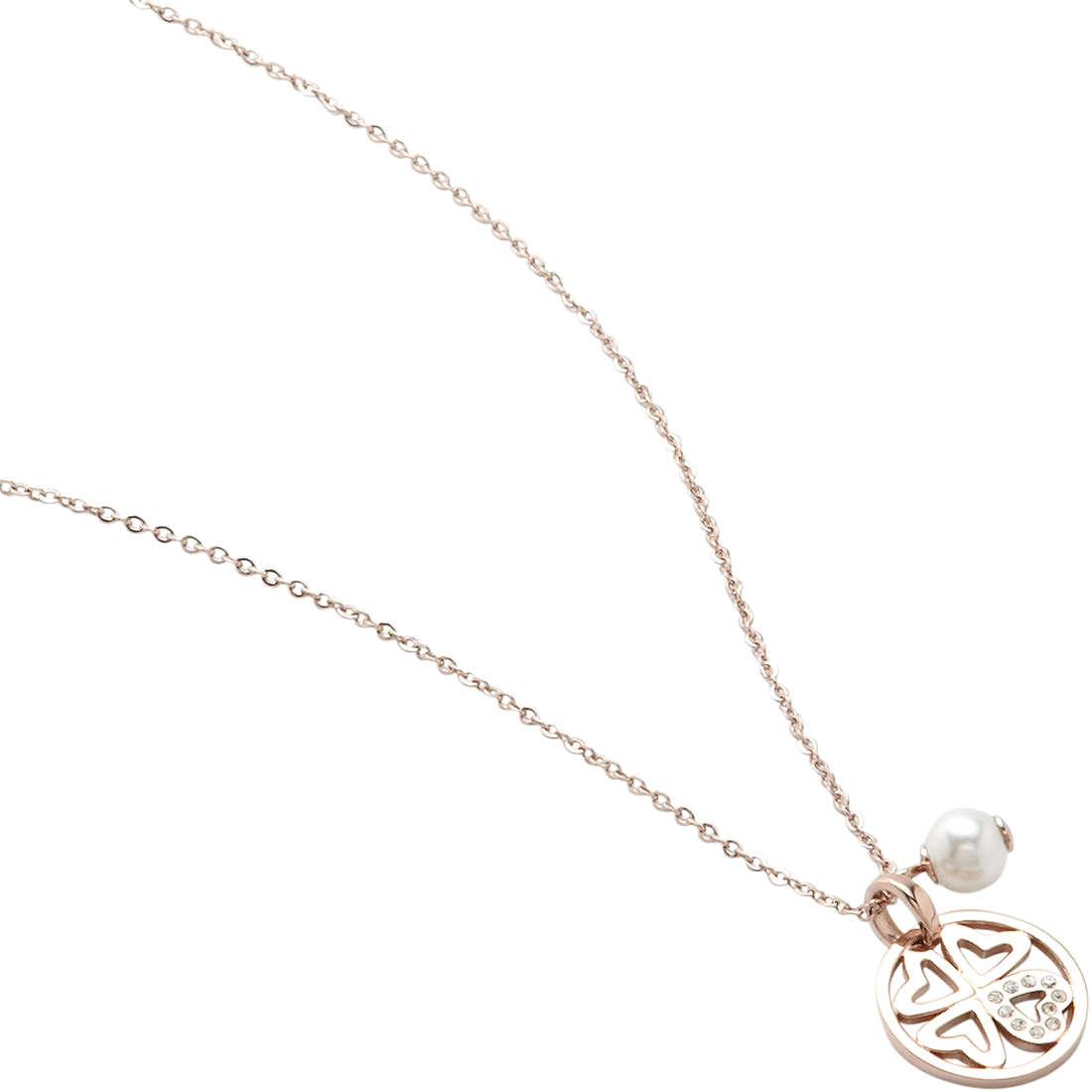 collana donna gioielli Fossil JF88035040