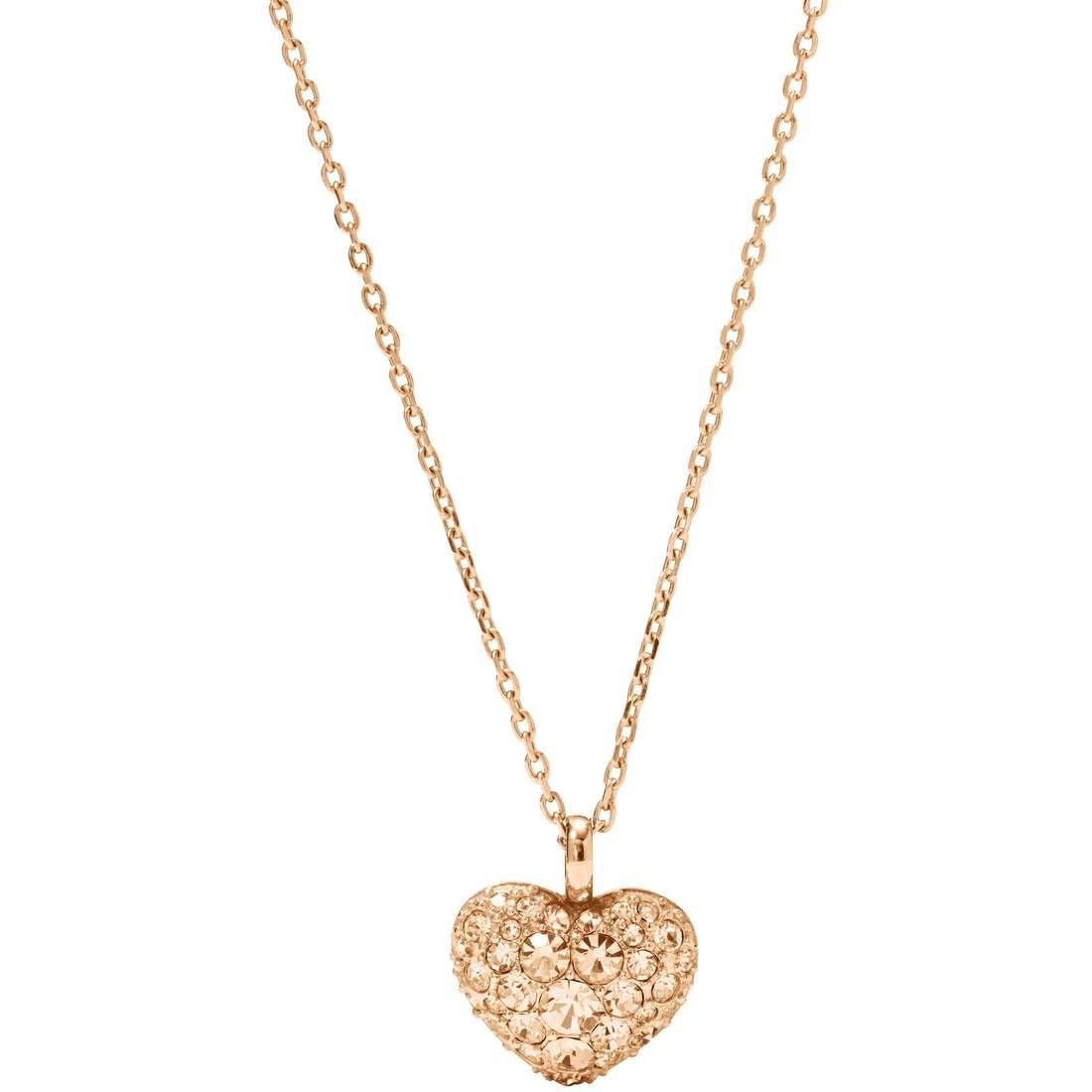 collana donna gioielli Fossil Spring 14 JF01156791