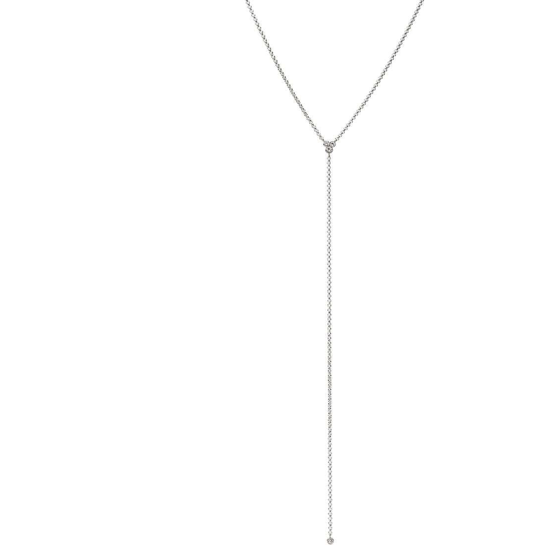 collana donna gioielli Fossil Vintage Glitz JF02323040