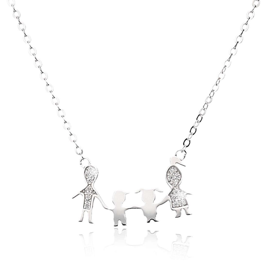collana donna gioielli GioiaPura 38091-01-99