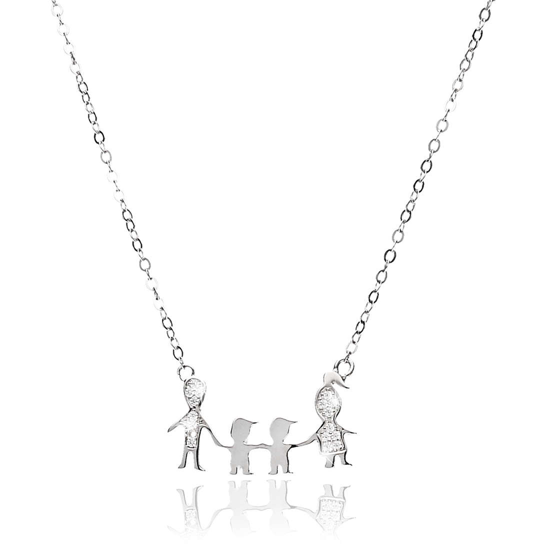 collana donna gioielli GioiaPura 38798-201-99