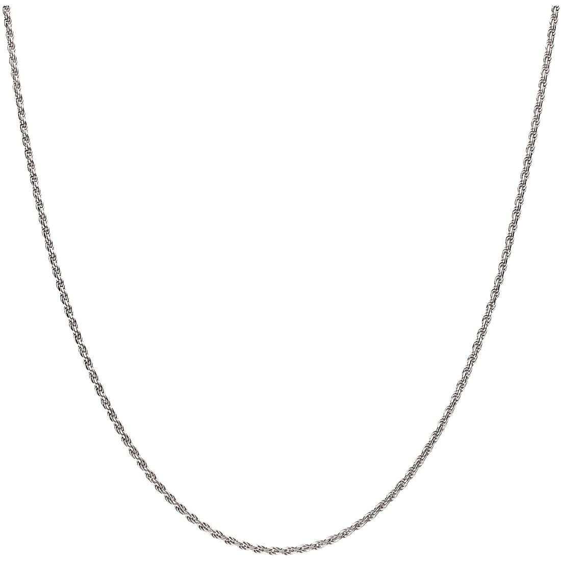 collana donna gioielli GioiaPura GPSRBS0373F-R-40