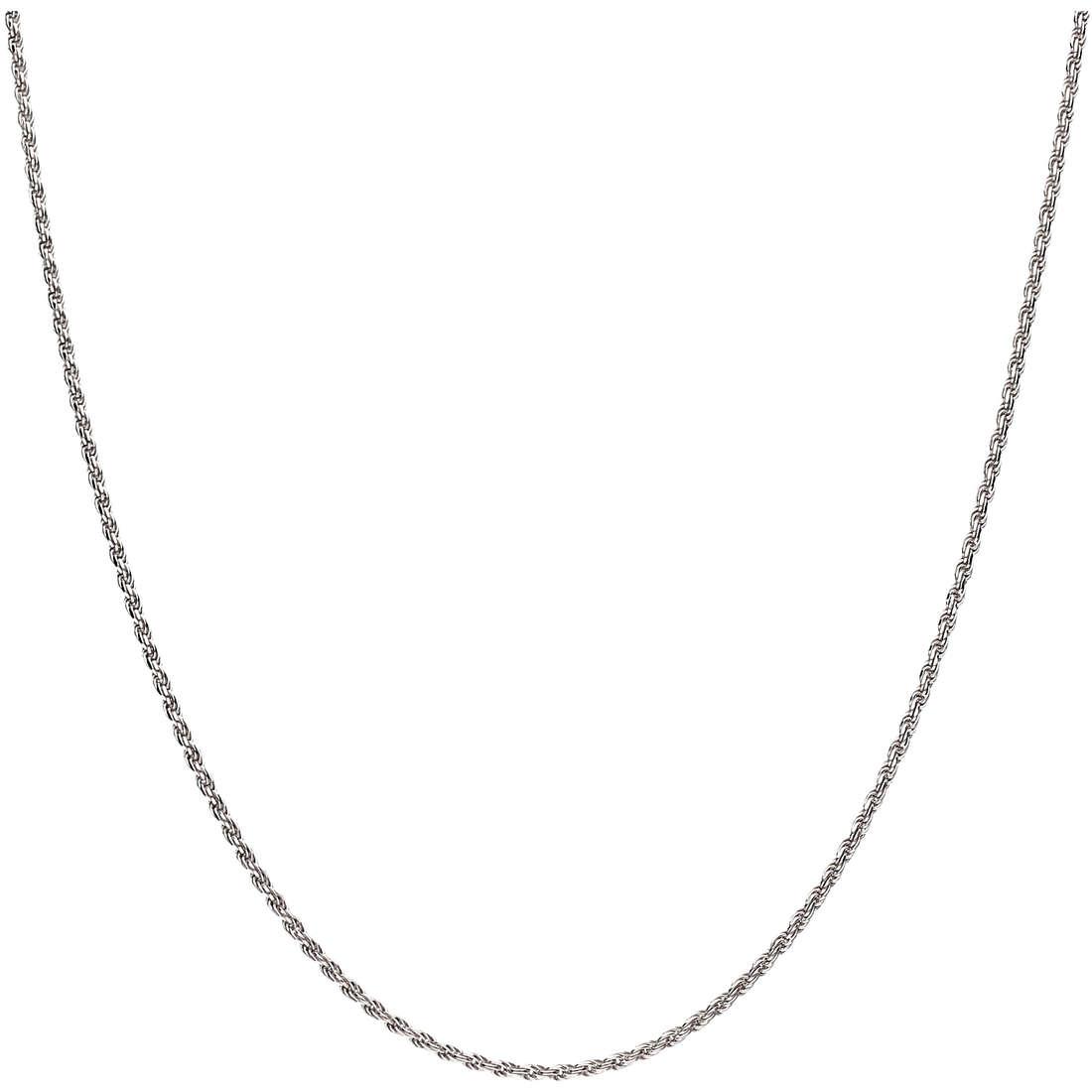 collana donna gioielli GioiaPura GPSRBS0373F-R-45