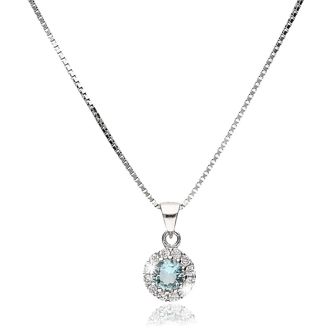 collana donna gioielli GioiaPura GPSRPND1239-AZ