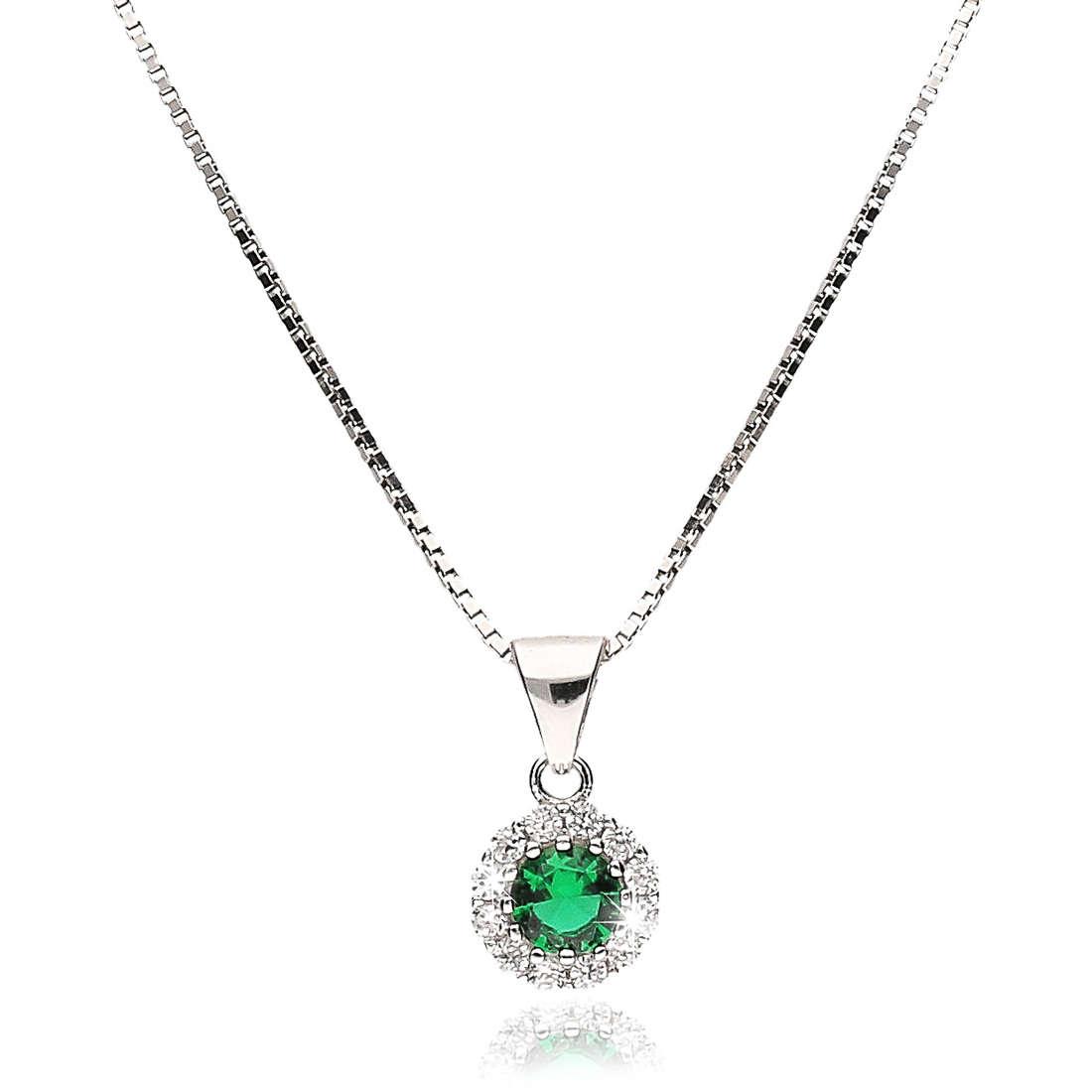 collana donna gioielli GioiaPura GPSRPND1239-VE