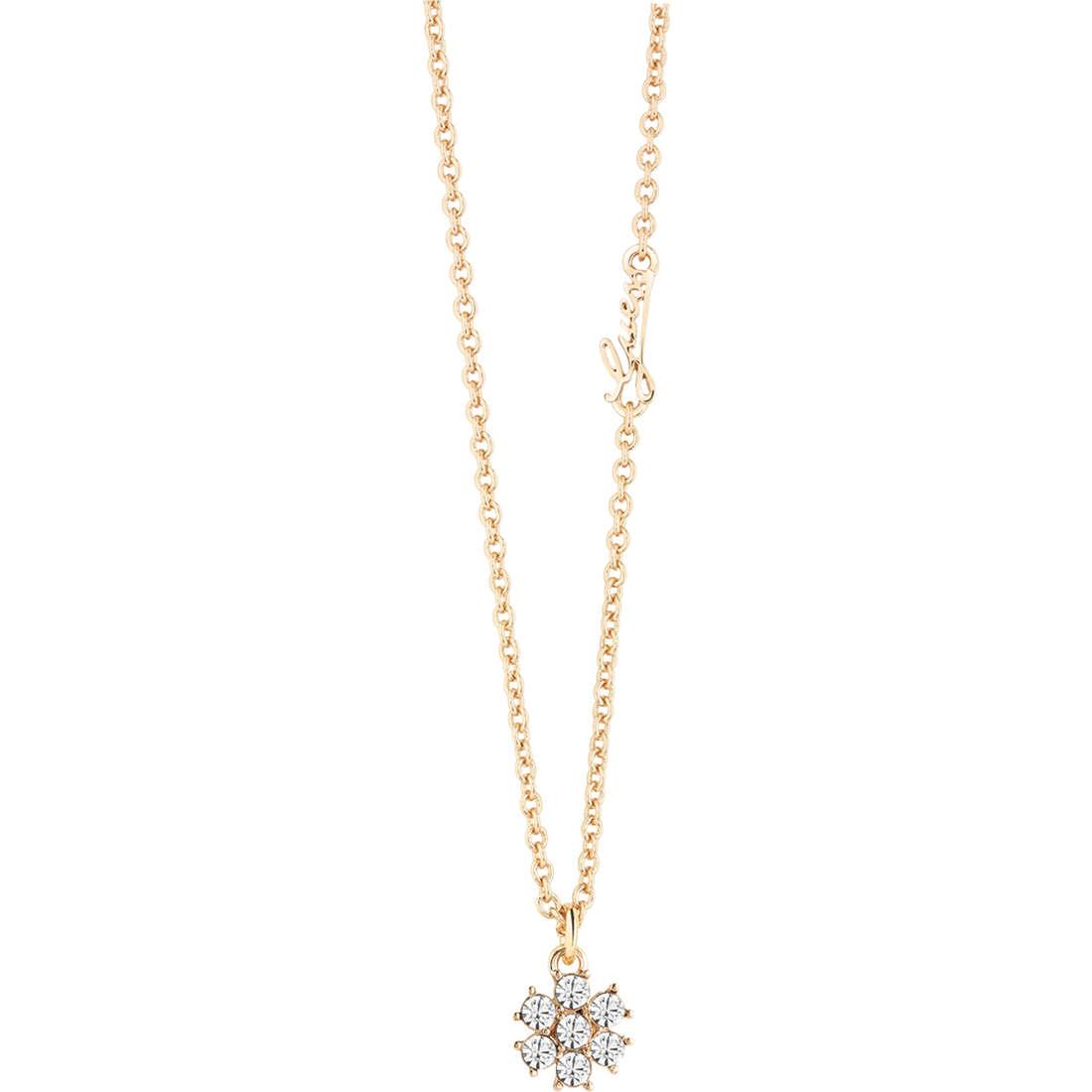 collana donna gioielli Guess California Sunlight UBN21550