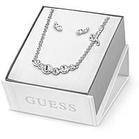 collana donna gioielli Guess Crystal Beauty UBS84012