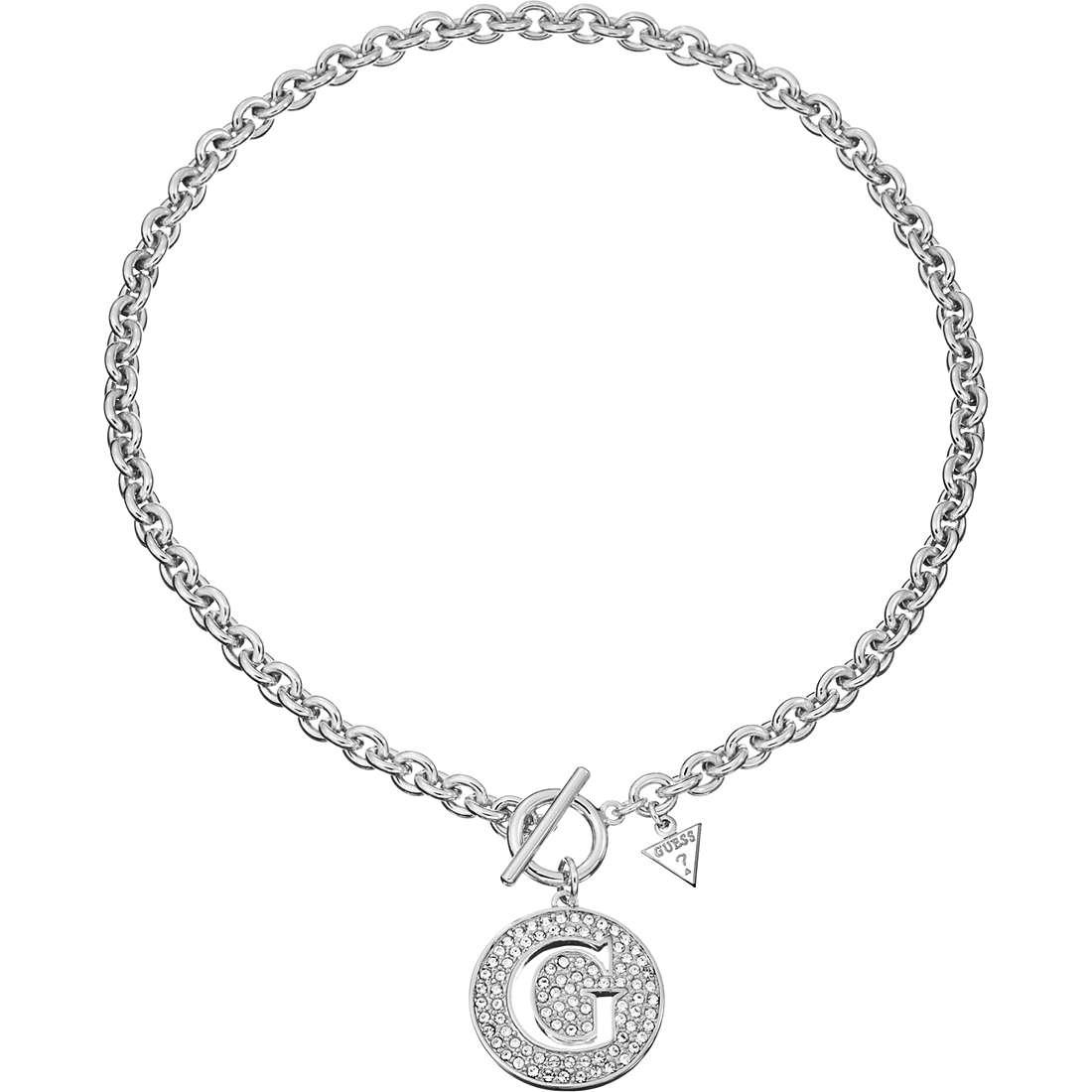 collana donna gioielli Guess G Girl UBN51426