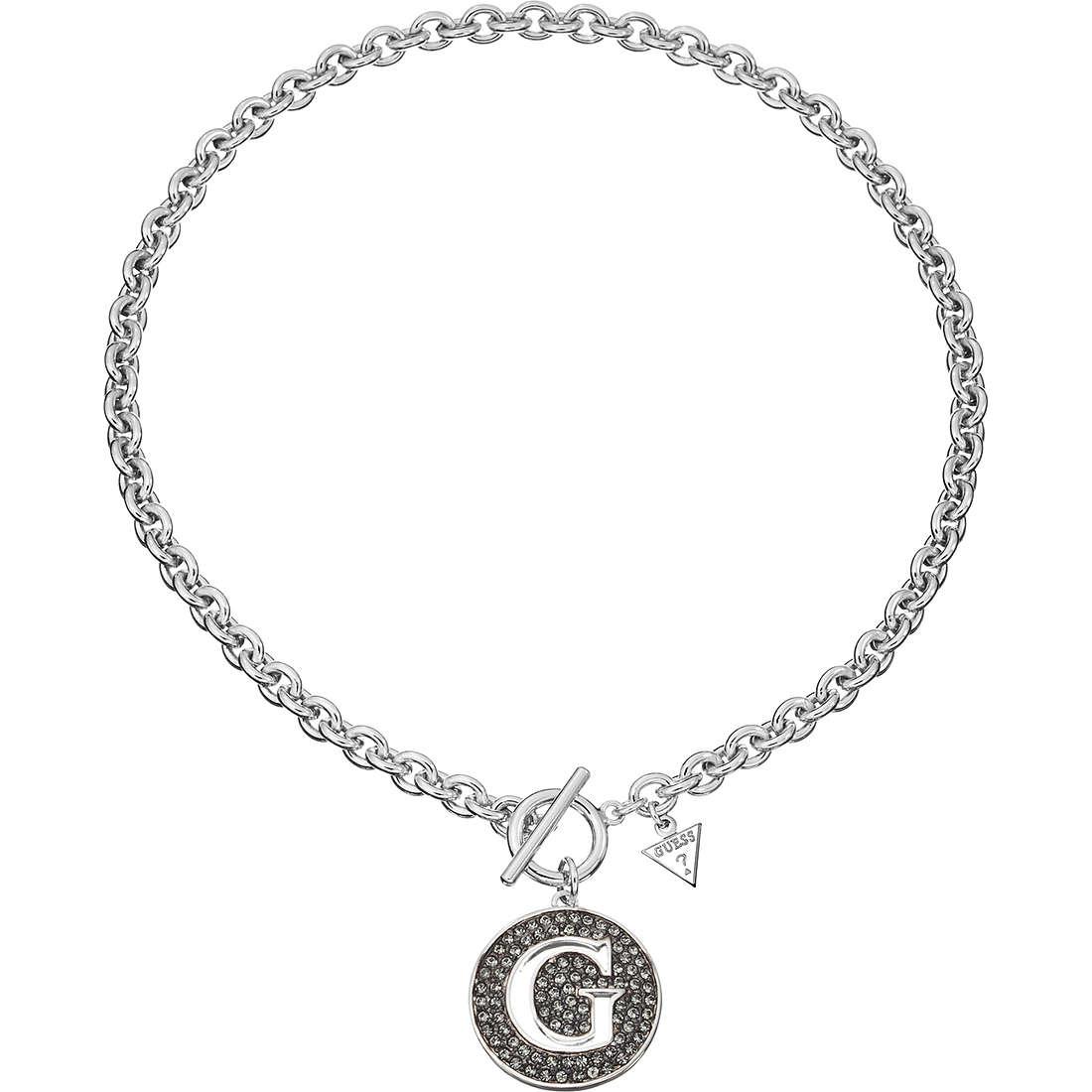 collana donna gioielli Guess G Girl UBN51429