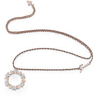 collana donna gioielli Guess Heart Bouquet UBN85049