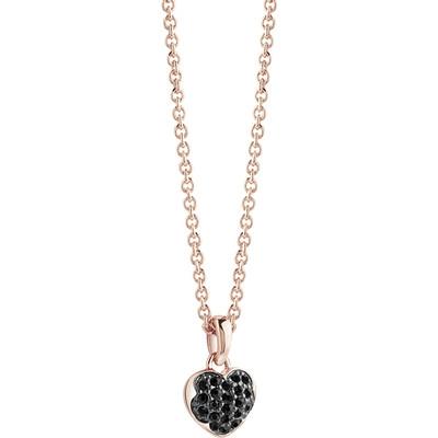 collana donna gioielli Guess Heartshelter UBN71529