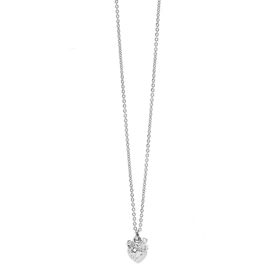collana donna gioielli Guess Iconic UBN21583