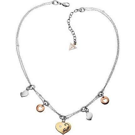 collana donna gioielli Guess UBN11011