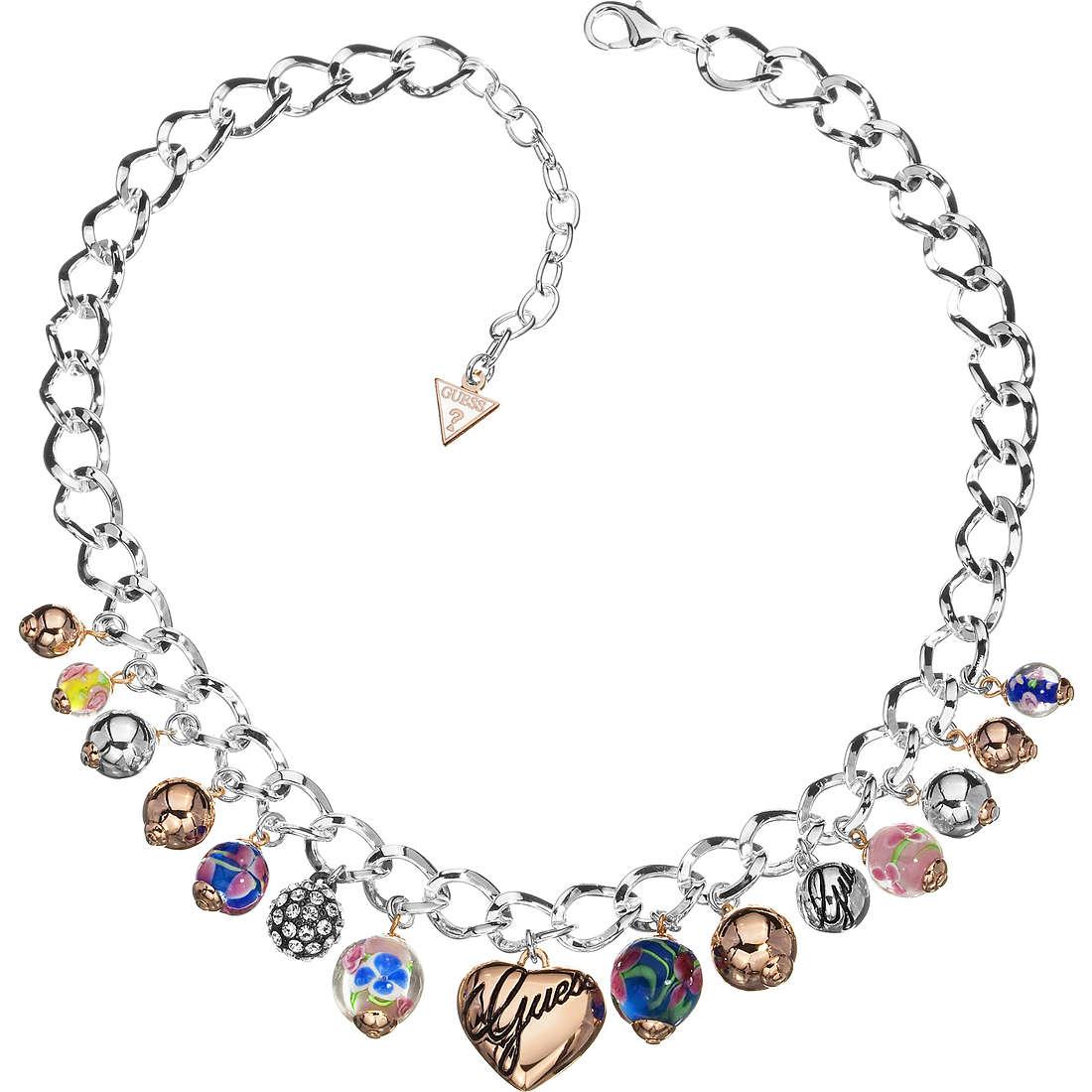 collana donna gioielli Guess UBN11123
