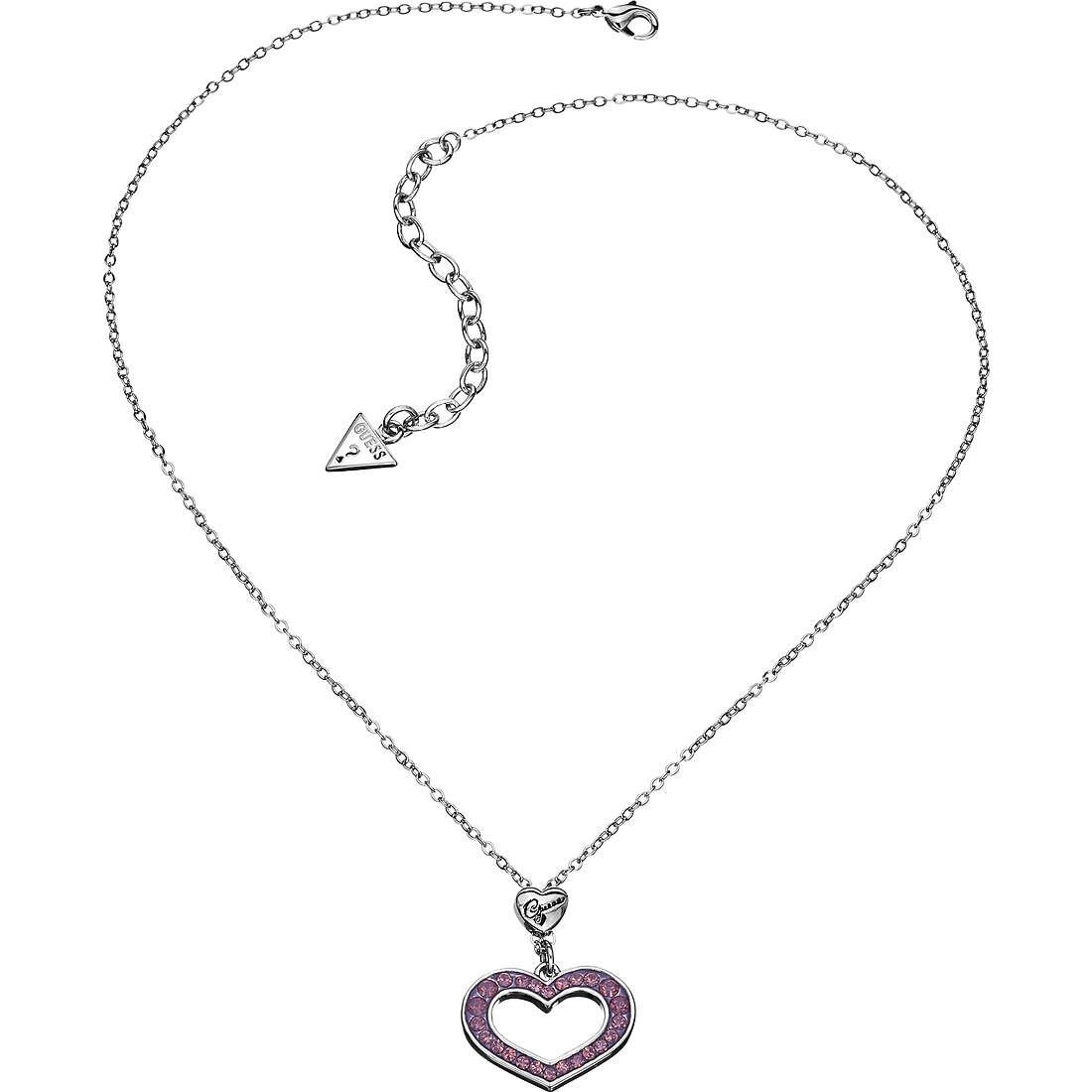 collana donna gioielli Guess UBN11228