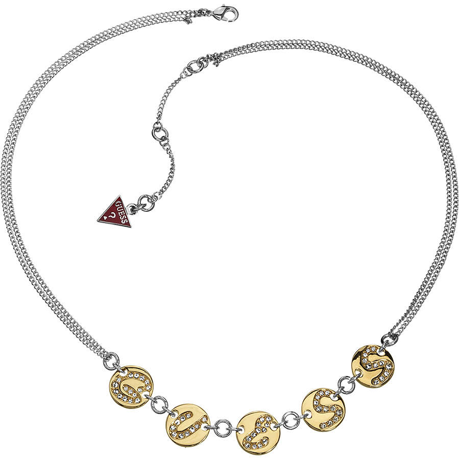 collana donna gioielli Guess UBN11305