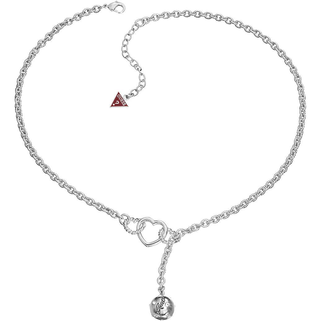 collana donna gioielli Guess UBN11333