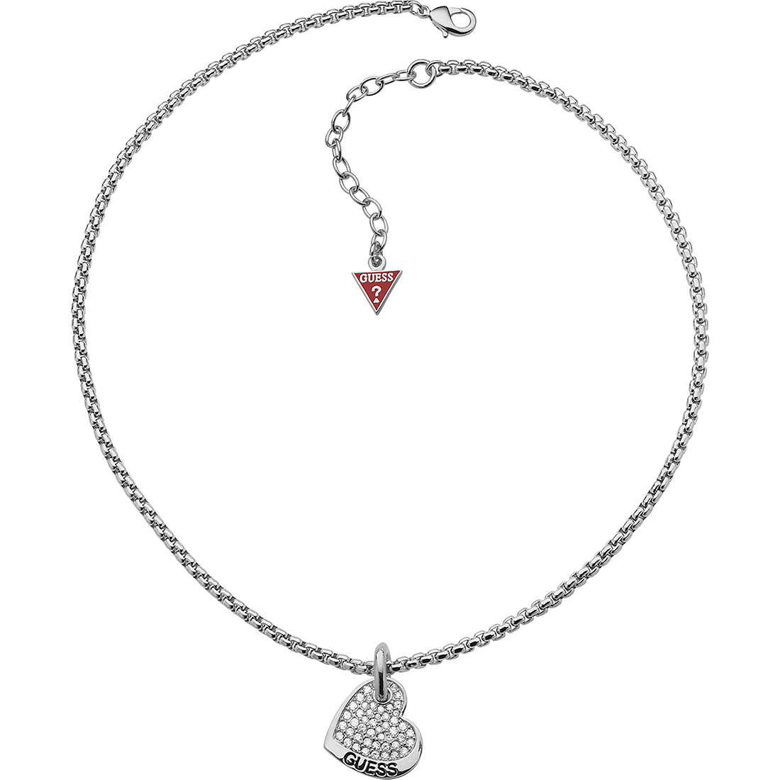 collana donna gioielli Guess UBN11422
