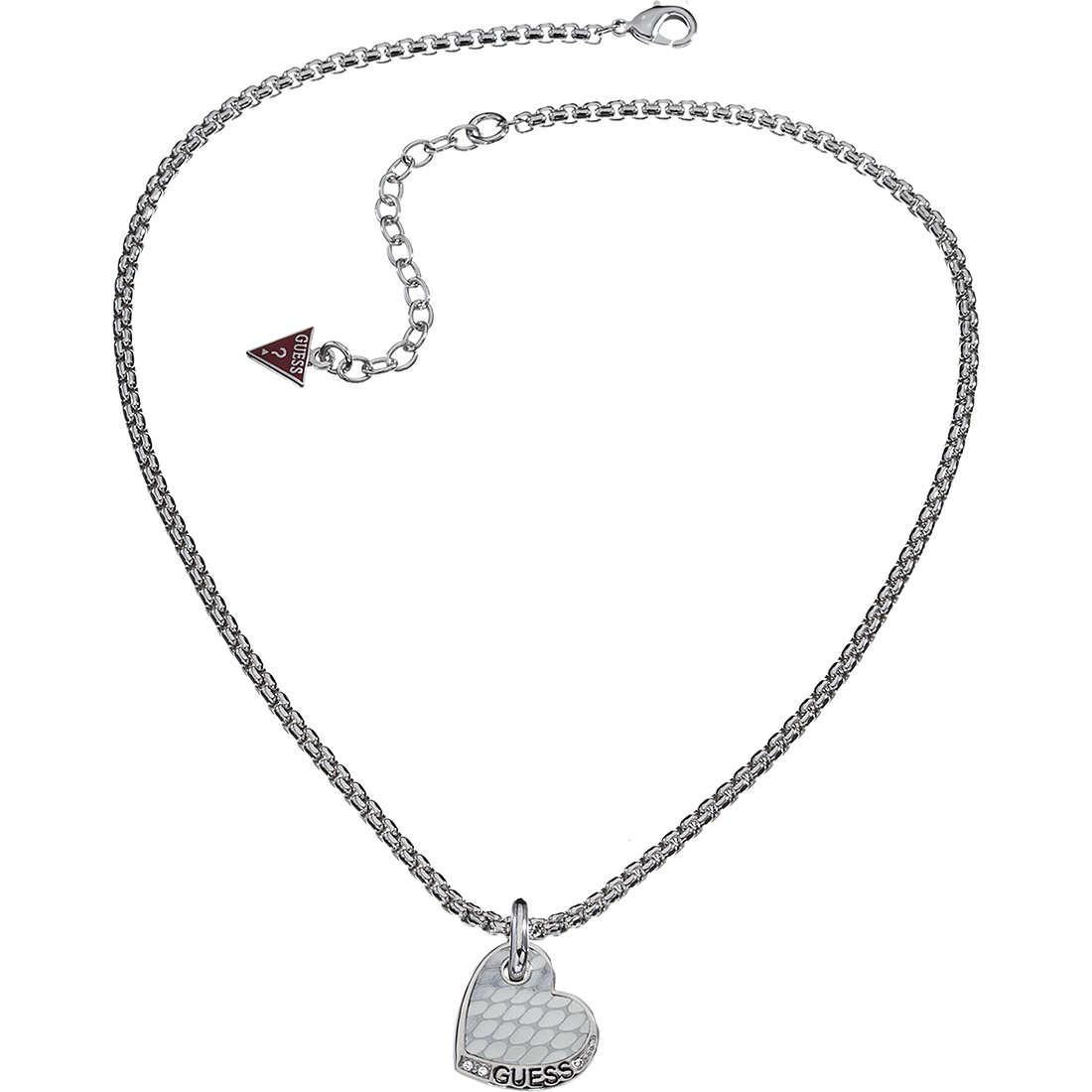 collana donna gioielli Guess UBN11425