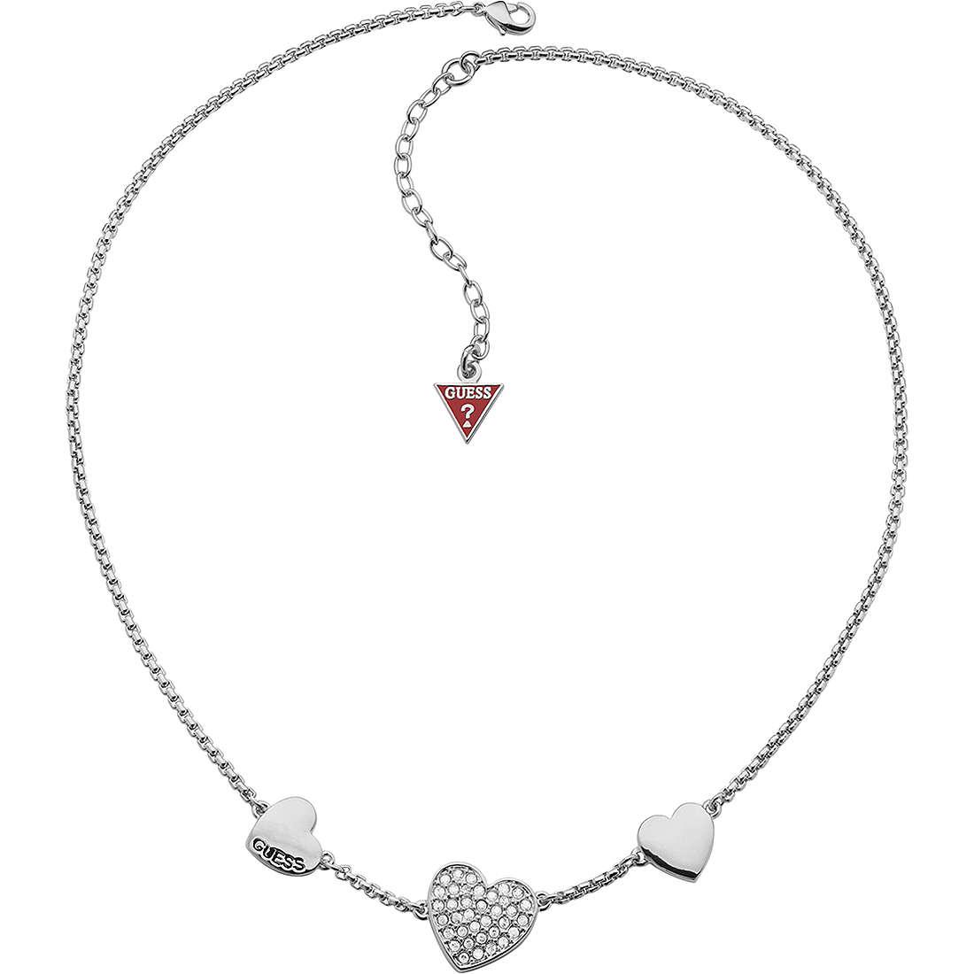 collana donna gioielli Guess UBN11428