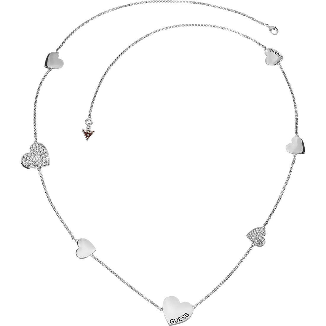collana donna gioielli Guess UBN11434